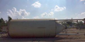 Перевозка асфальтно-бетонного завода