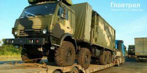 Перевозка военной техники любого габарита и веса