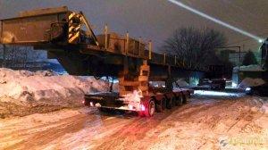 Перевозка балок и кран балок в Москве и области