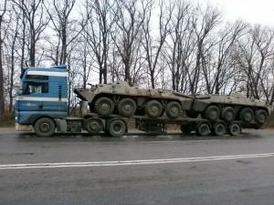 Перевозка военной техники, перевозка БТР, перевозка БМП